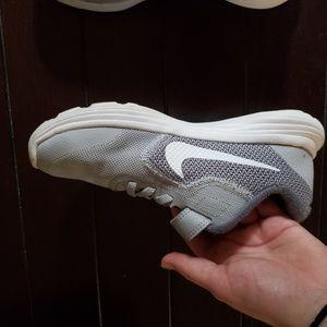 Nike Shoes - Gently used youth Nikes size 2